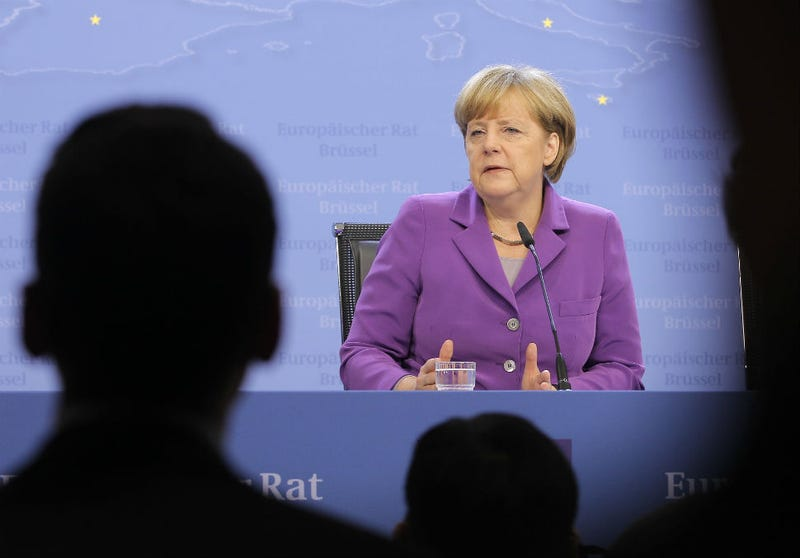 U.S. Has Been Spying on Merkel Since 2002 and Obama Possibly Knew