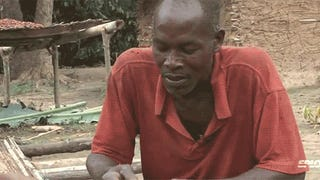 Cocoa farmers trying chocolate for the first time is a must watch