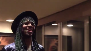 Nick Young Dressed Up As The Best <em>Chappelle's Show</em> Sketch