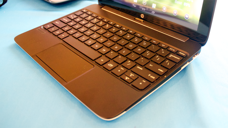 HP SlateBook x2: An Android Notebook With Sweet Tegra 4 Guts