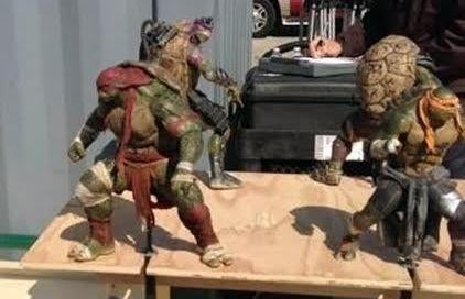 Michael Bay's Teenage Mutant Ninja Turtles don't look bad at all