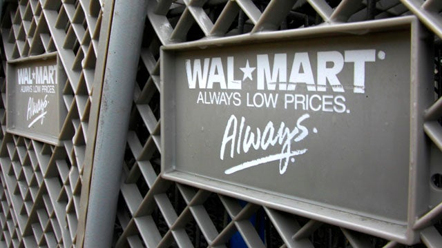Walmart Won't Accept $1 Million Bills, Or Other Illegal Tender