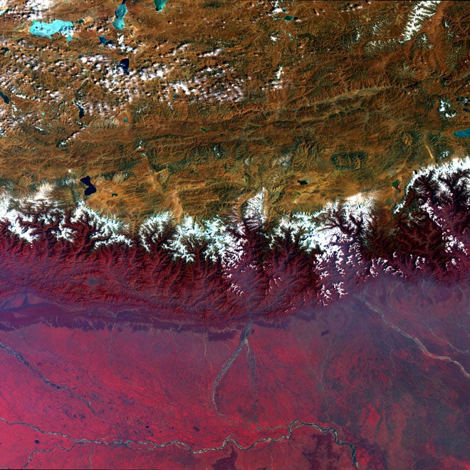 Behold 10 years' worth of breathtaking images of Earth