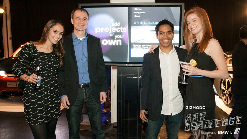 The Winner of Our App Challenge Was Revealed at this Swanky GQ Event