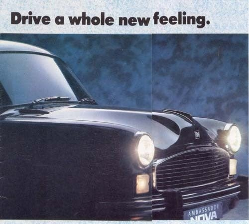 Shopping For a New Hindustan Motors Ambassador?