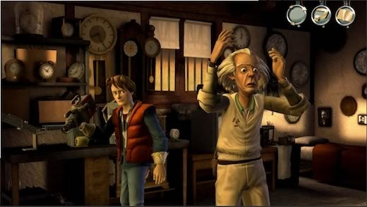 In Defense Of Back to the Future The Video Game