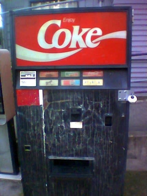 Who Keeps Restocking This Mysterious Seattle Soda Machine?