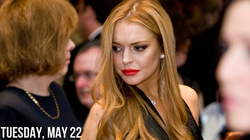 Lindsay Lohan Is Desperately Searching for the Perfect Dick