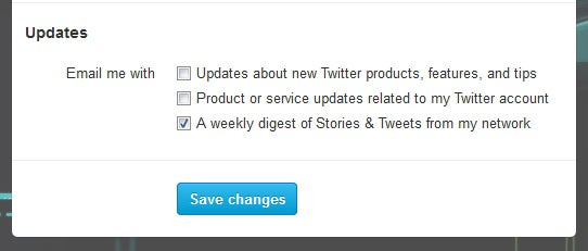 Twitter Is Now Sending You Weekly Email Digests; Here's How to Turn Them Off