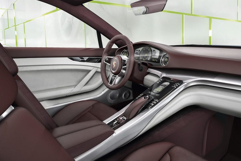 Porsche Panamera Sport Turismo Concept: Yes, It's A Porsche Wagon