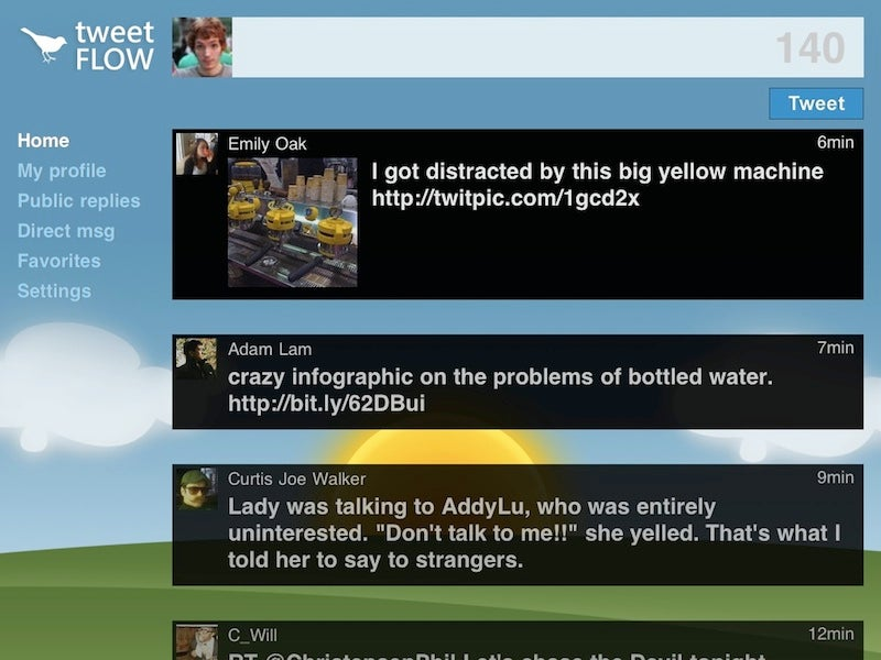 The Nicest iPad Twitter App You Haven't Heard Of