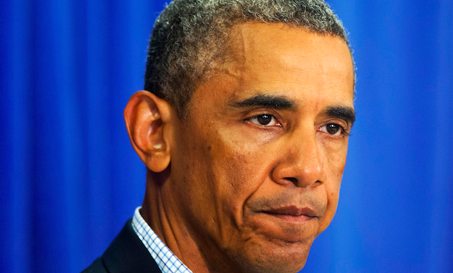 "President Obama: ""Now's the Time for Peace and Calm"" in Ferguson"