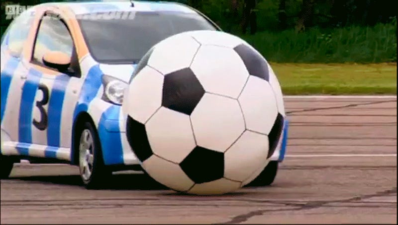 In Honor Of The World Cup, Let's Revisit The Glory That Is Car Soccer