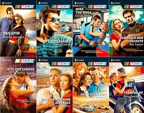 Tailpipe: Your Smutty NASCAR Romance Story Hour. A New Feature.
