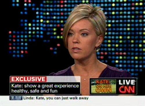 Twitter Users Want Kate Gosselin To Go Away