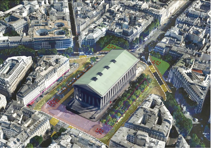 Paris Is Giving 50 Percent of Its Legendary Roundabouts Back to People
