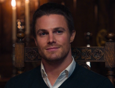 Oliver Queen is a class warrior. For the rich.