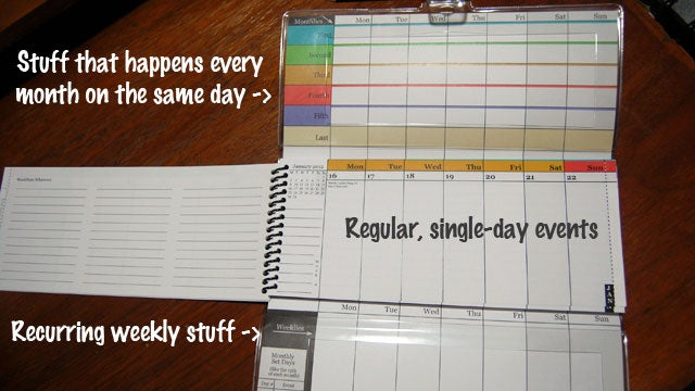 WeekDate Is a Smart, Efficient Planner and Calendar for People Who Like Paper