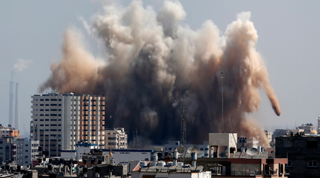 The Cease-fire in Gaza Is Over, and Israel Has Ended Negotiations