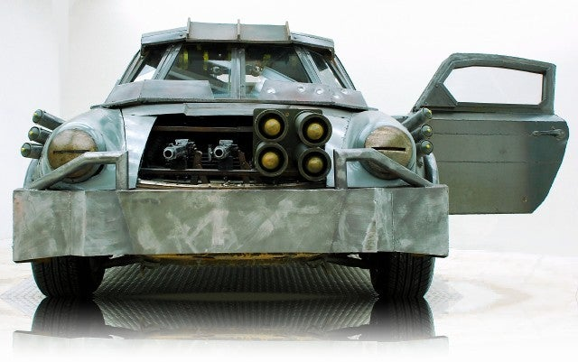 Buy The 1990 Porsche 911 From Death Race For $28,000