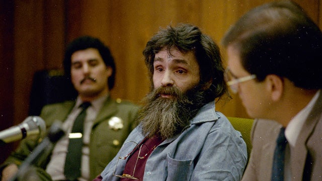 Charles Manson Has an Important Message on Climate Change