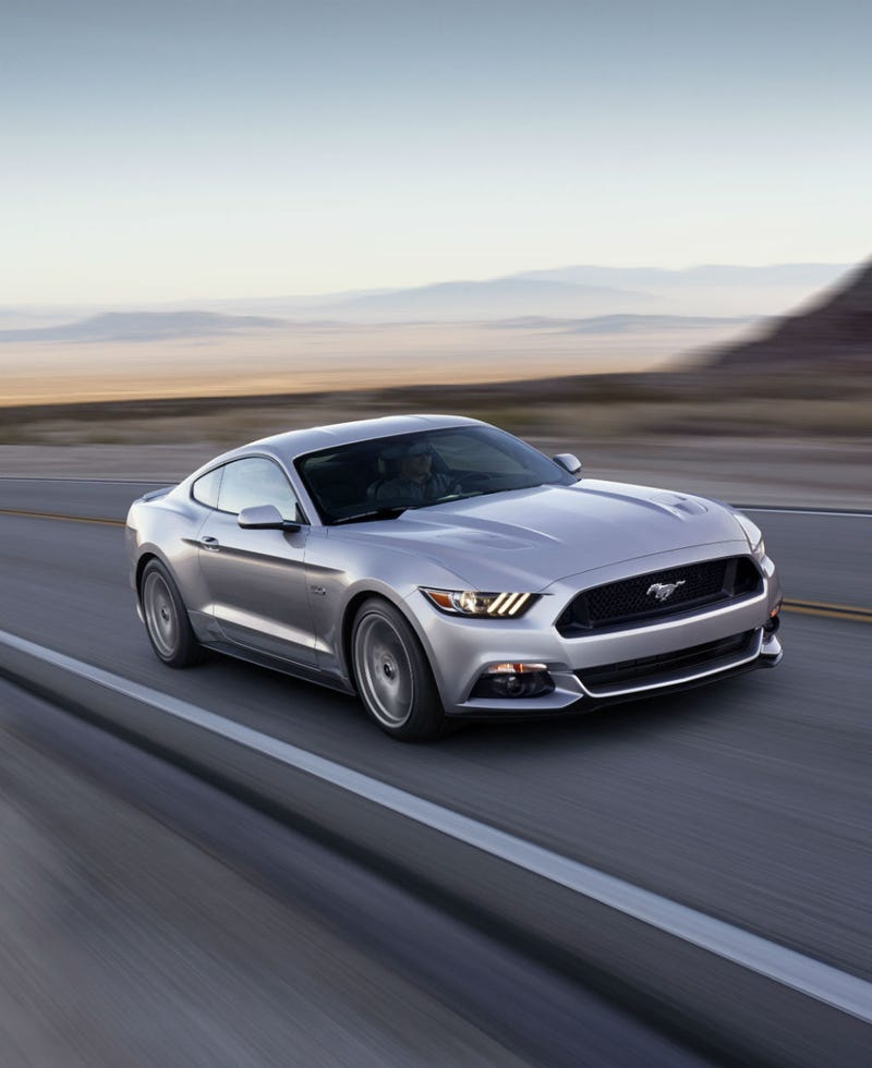 The 2015 Ford Mustang Is Rooted In Music