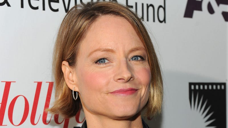 Jodie Foster Would Like You to Please Fuck Off