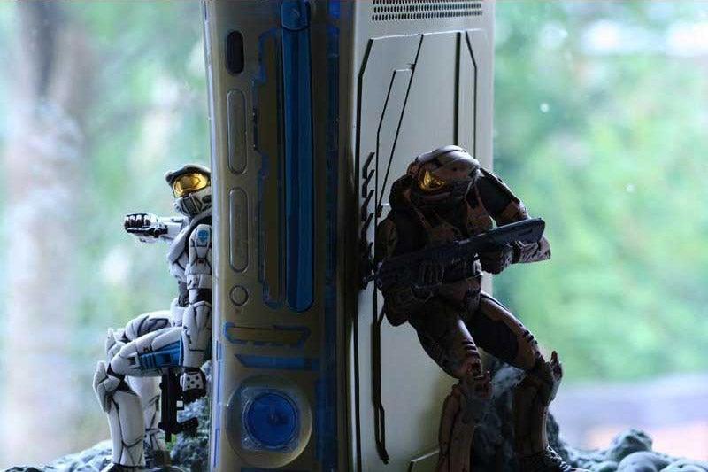 Halo 3 Xbox 360 Mod