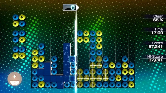 Getting to Hear New Music Should be Easier in Lumines: Electronic Symphony