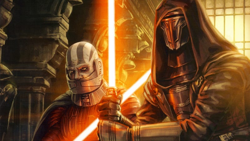 Why Star Wars: Knights of the Old Republic 2 Is Better Than The Original