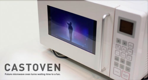 YouTube Microwave Makes Cooking Hot Pockets More Entertaining