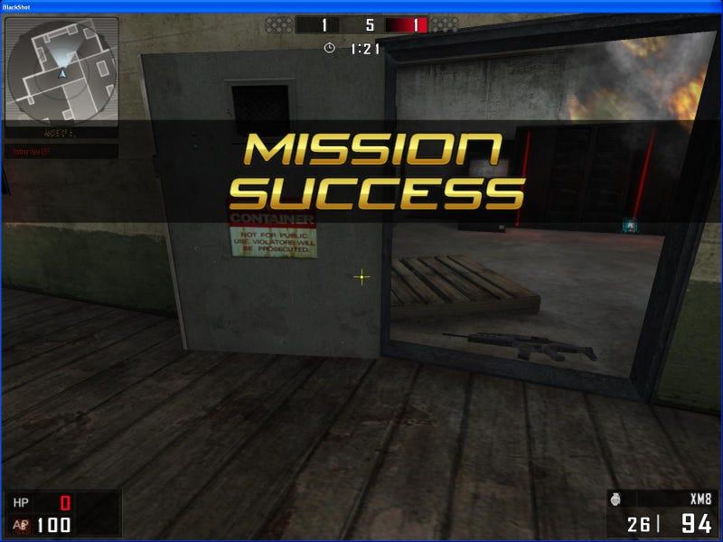Blackshot FPS Enters Closed Beta - Screens Ahoy!