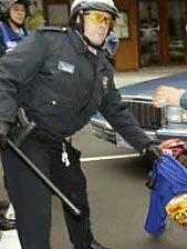 Roid Rage Cops Roam In Brooklyn