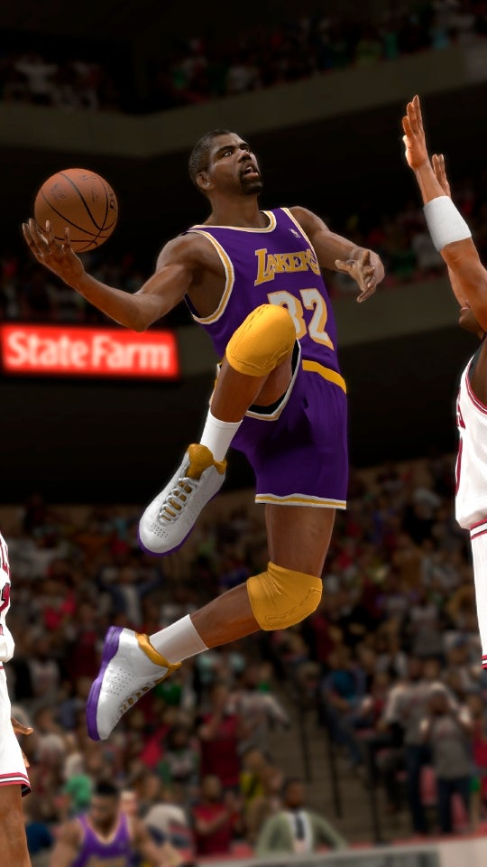 NBA 2K12 Delivers Much More than 15 Legends in an Ensemble Cast of Greatness
