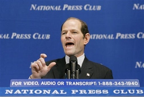 Eliot Spitzer Doesn't Need Vanity Fair's Help (But He's Getting It Anyway)