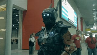Chappie Is Cosplay Gangster Number One