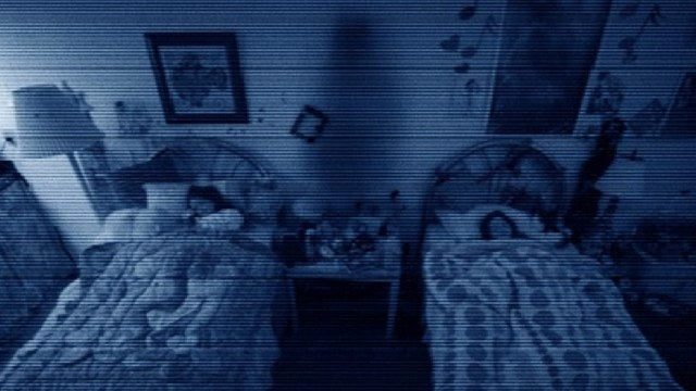 At least these Paranormal Activity 3 clips are scarier than Paranormal Activity 2