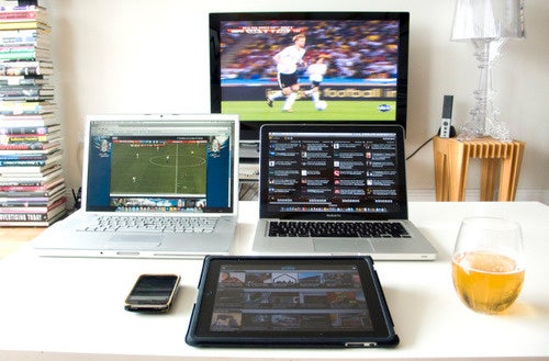 What's Your Tech Setup to Watch the World Cup?