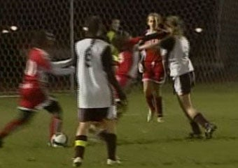 Girls Soccer Is Now The Ultimate Combat Sport