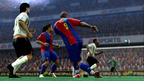 EA Sports: Motion Controlled Soccer 'Isn't Particularly Authentic'