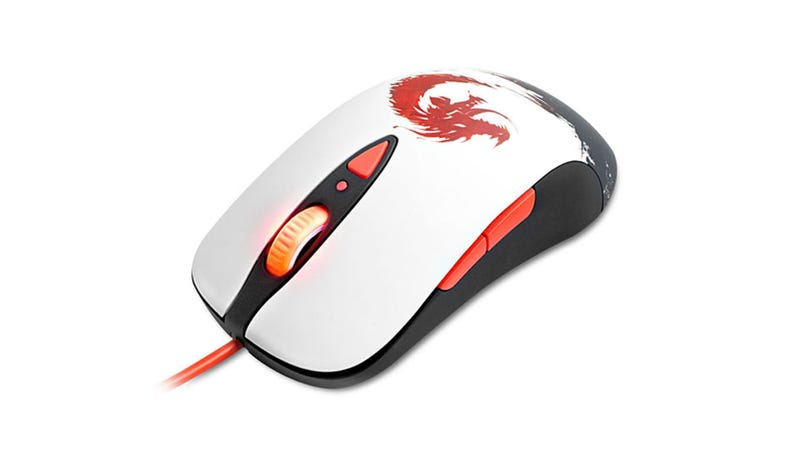 The Official Guild Wars 2 Mouse and Headset are Freaking Adorable