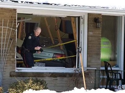 House Hit By Car For Second Time In Month