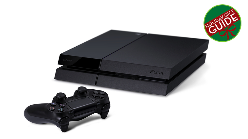 PS4 2013 Holiday Buyer's Guide
