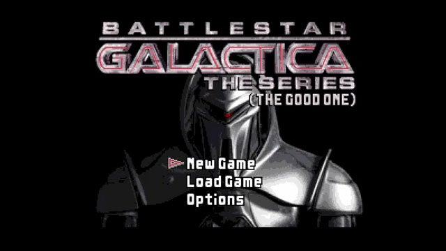 Oh, If Only We'd Actually Gotten This Brilliant Battlestar Galactica RPG