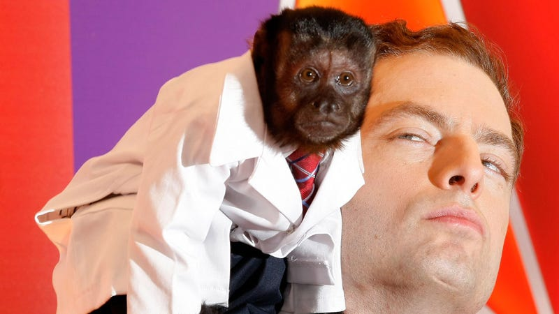 Justin Kirk Would Like to Show You His Monkey