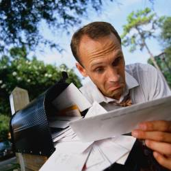 Junk Mail Industry Decides To 'Go Green' Somehow