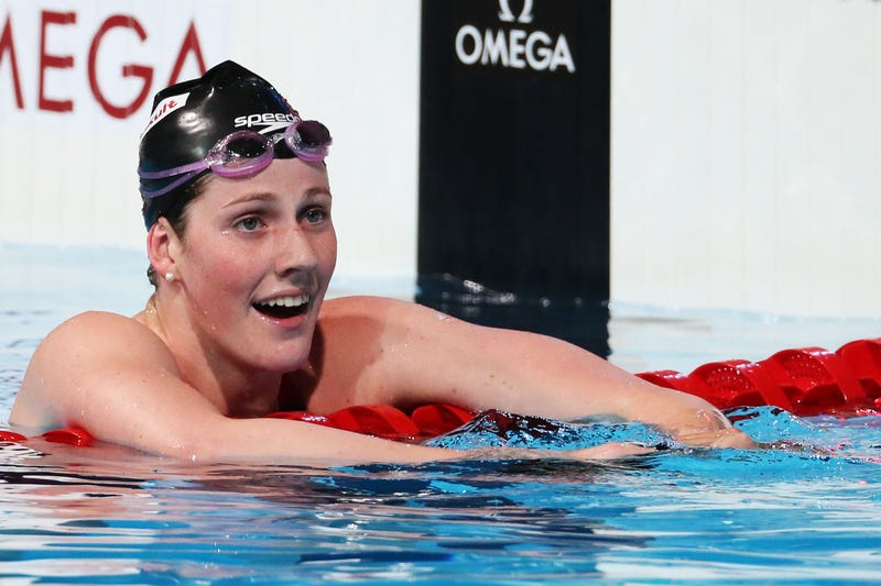 Here's A Reminder That Missy Franklin Is 18 And Dominating Everyone