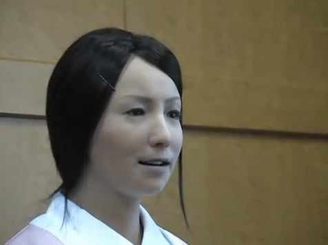 Let This Robot Give You a Lesson in Facial Expressions
