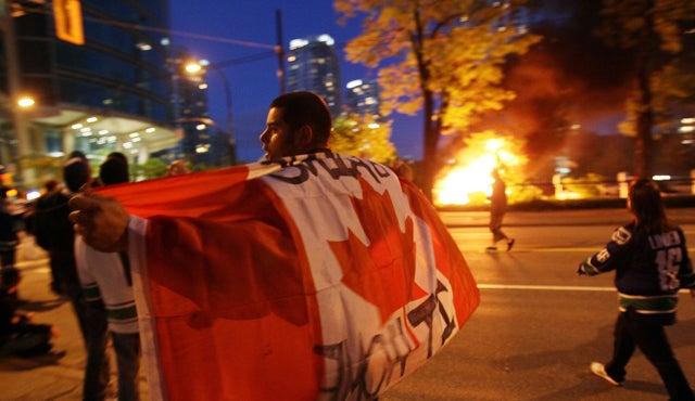 A Hockey Riot, Overanalyzed