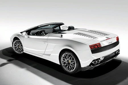 Lamborghini Gallardo LP 560-4 Spyder Drops Top Ahead Of LA